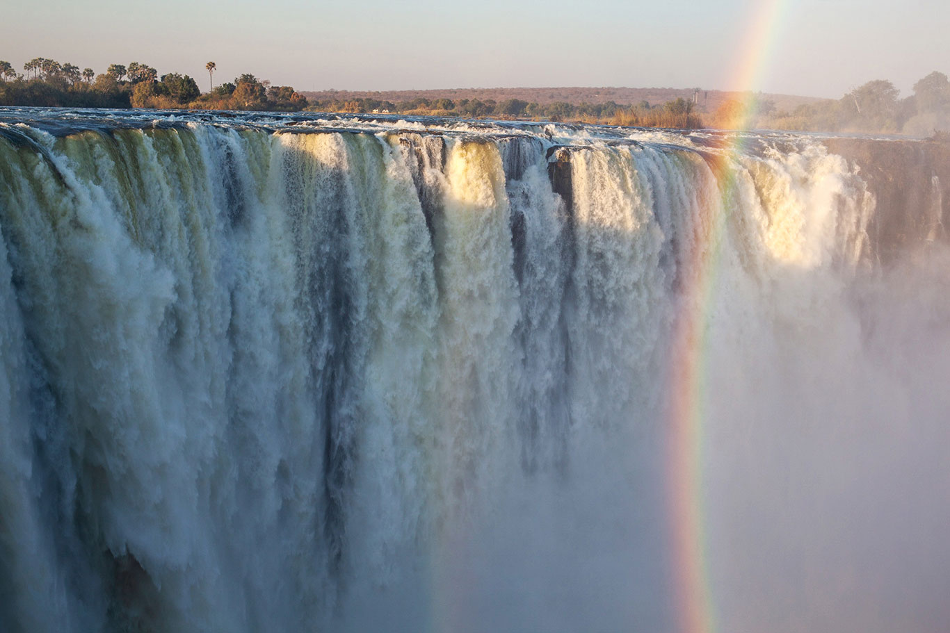 Victoria Falls Cruise Add-On