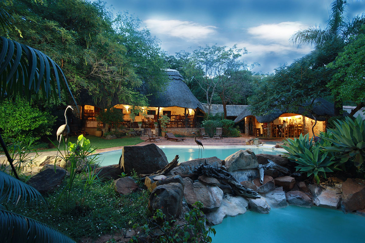 Chengeta Safari Lodge